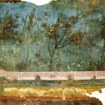 Frescoes from the Villa of Livia, second half of the 1st century BC, Rome, Museo Nazionale Romano di Palazzo Massimo