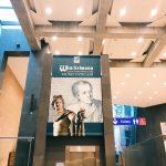 """The poster of """"Winckelmann. Capolavori diffusi nei Musei Vaticani"""" exhibition at the Vatican Museums"""