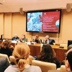 """The speech of curator Guido Cornini on the occasion of the """"Raffaello a Roma. Restauri e ricerche"""" book presentation at the Vatican Museums, Sala Conferenze, 13 November 2018"""
