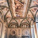 Giulio Romano, Giovanni Francesco Penni, Raffaellin del Colle and Giovanni da Udine, after Raffaello Sanzio's designs, Story of Cupid and Psyche, Loggia di Psiche, Villa Farnesina, Rome