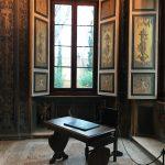Interior of Villa Farnesina, Rome