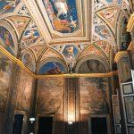 Baldassarre Peruzzi, Sebastiano del Piombo, Sala di Galatea, Villa Farnesina, Rome