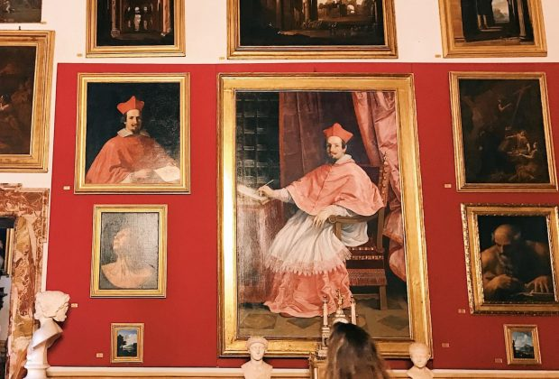 Image result for pinacoteca vaticana