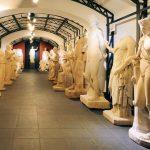 Storage of Villa Borghese sculptures at Museo Pietro Canonica in Rome, Photo credit (c) Musei in Comune Roma