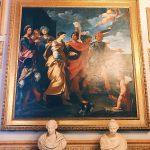 "Giacinto Campana, Abduction of Helen, Room III, also called ""Galleria del Cardinale"" (Cardinal's gallery), Rome, Palazzo Spada, Galleria"