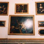 """Room IV, also called """"Studiolo grande"""" (big studiolo), Rome, Palazzo Spada, Galleria"""