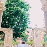 Francesco Borromini, garden fence, ca. 1652-1653, Rome, Palazzo Spada