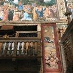 Pieter van Alest's workshop, Saint Paul in prison, tapestry after Raffaello Sanzio's design, 1517-1521, northern wall of the Sistine Chapel, Vatican City, Sistine Chapel, 17 - 23 February 2020