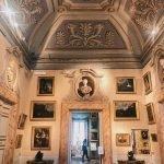 Prima Galleria (First Gallery), Galleria Corsini, Rome, Galleria Nazionale d'Arte Antica in Palazzo Corsini