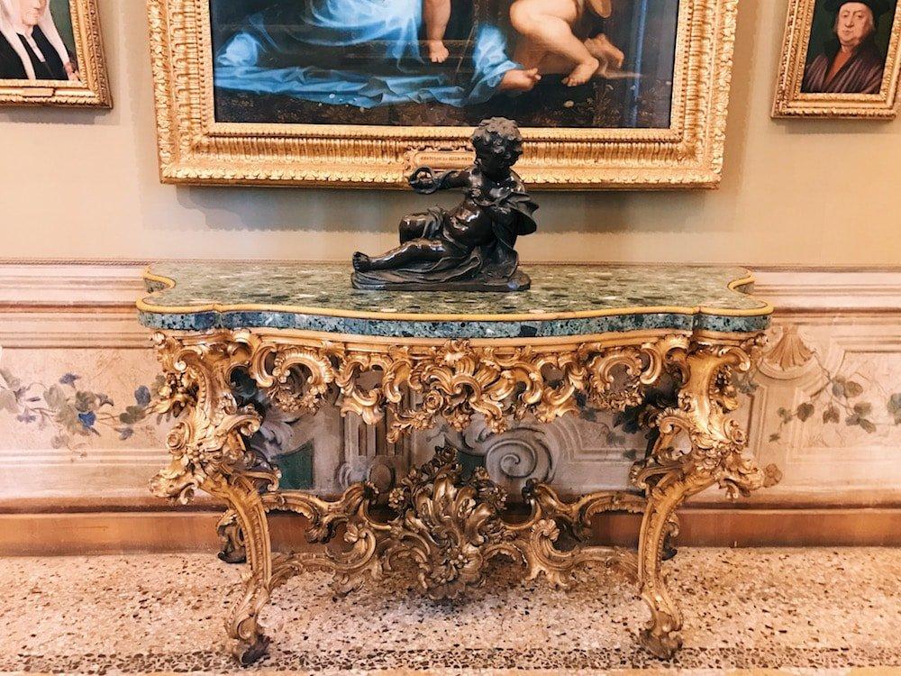 Alessandro Algardi, Young Hercules strangling a snake, bronze, Galleria Corsini, Rome, Galleria Nazionale d'Arte Antica in Palazzo Corsini