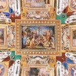 Zuccari's school, Stories of Moses, mural decoration on the vault of the Camera dell'Alcova (Alcova Room) at Galleria Corsini, Rome, Galleria Nazionale d'Arte Antica in Palazzo Corsini