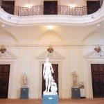 Pietro Paolo Olivieri, Cleopatra, c. 1574, marble, entrance hall to the Galleria Corsini, Rome, Galleria Nazionale d'Arte Antica in Palazzo Corsini