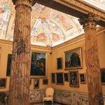 Camera dell'Alcova (Alcova Room) at Galleria Corsini, Rome, Galleria Nazionale d'Arte Antica in Palazzo Corsini