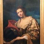 Simon Vouet, Erodiade con la testa del Battista (Herodias with the Head of John the Baptist), Galleria Corsini, Rome, Galleria Nazionale d'Arte Antica in Palazzo Corsini