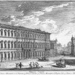 Giuseppe Vasi, Palazzo Corsini, 1745-1765, etching